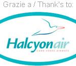 Alcyonair: voli aerei interni a Capo Verde