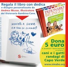 Dizionario bilingue bambino/cane cane/bambino