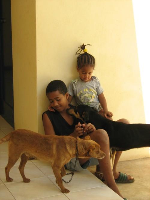 È importante che i bambini imparino a convivere con gli animali, a rispettarli e ad avere un rapporto corretto con loro.